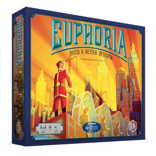 بازی فکری مدل Euphoria