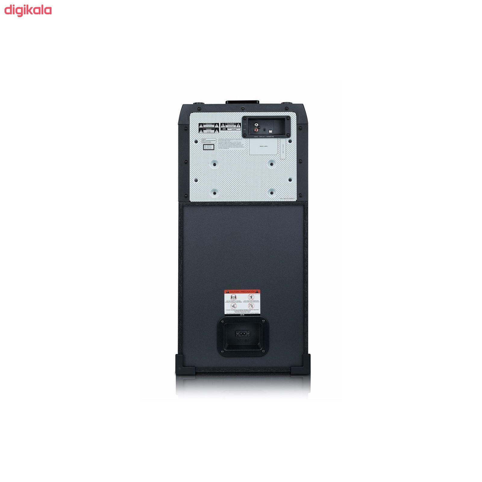 سیستم صوتی خانگی ال جی مدل OK55 main 1 4