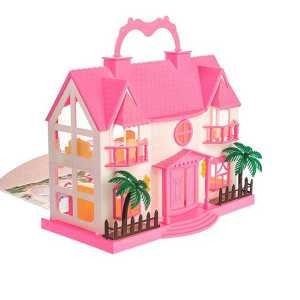 اسباب بازی خانه عروسکی مدل آذین