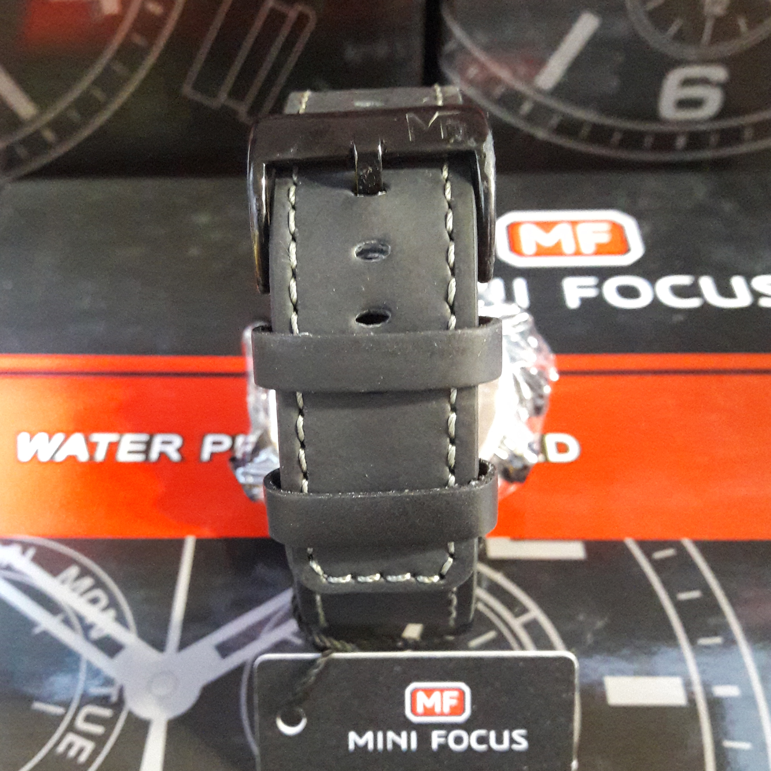ساعت مچی عقربهای مردانه مینی فوکوس مدل MF0066G.03