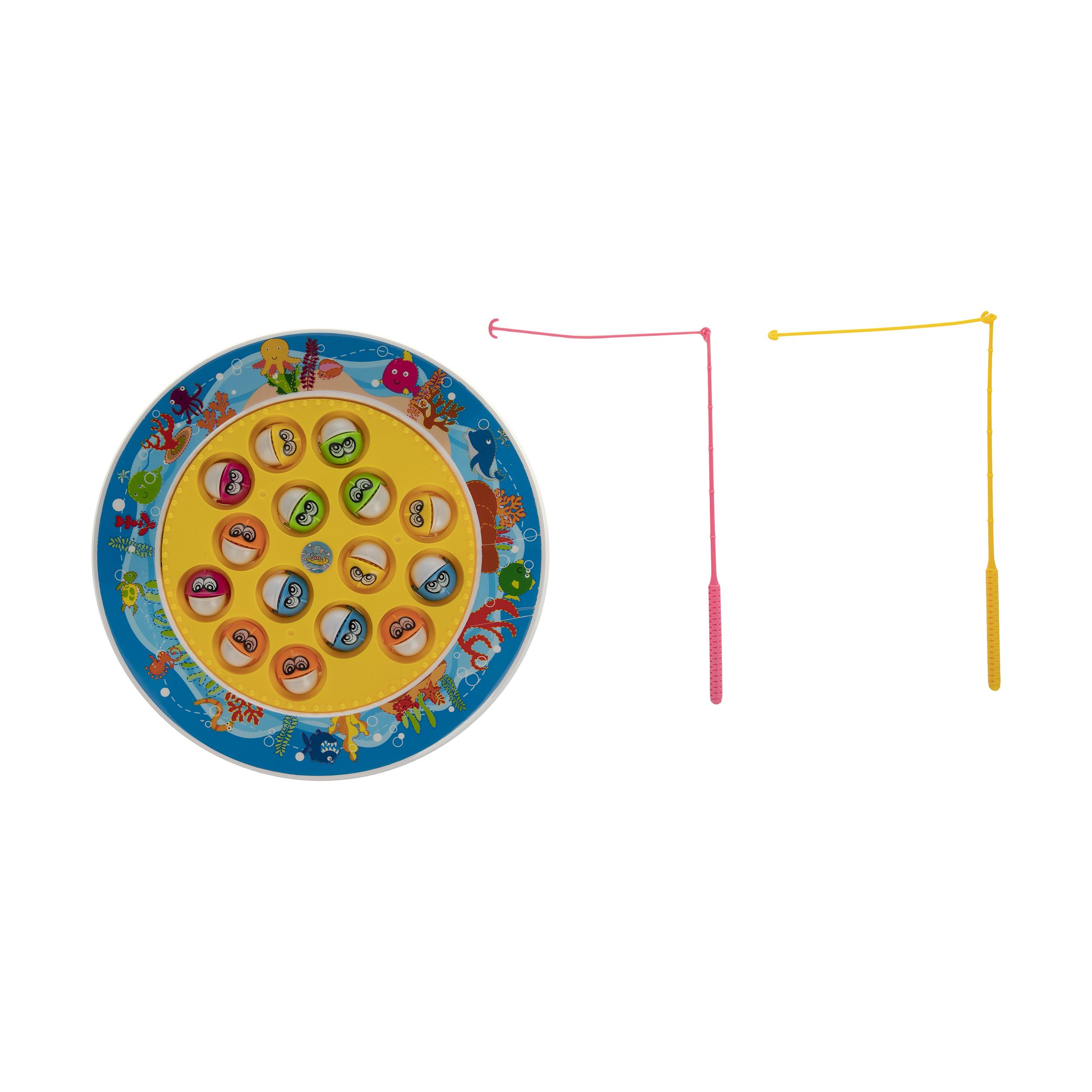 اسباب بازی ماهیگیری پازیله کد 20113
