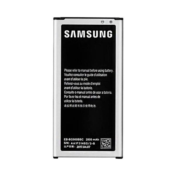 باتری موبایل مدل EB-BG900BBC با ظرفیت 2800 میلی آمپر ساعت مناسب برای گوشی موبایل سامسونگ galaxyS5