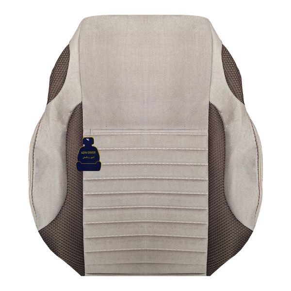 روکش صندلی خودرو آذین روکش مدل AZ214 مناسب برای پژو 405 و پژو پارس