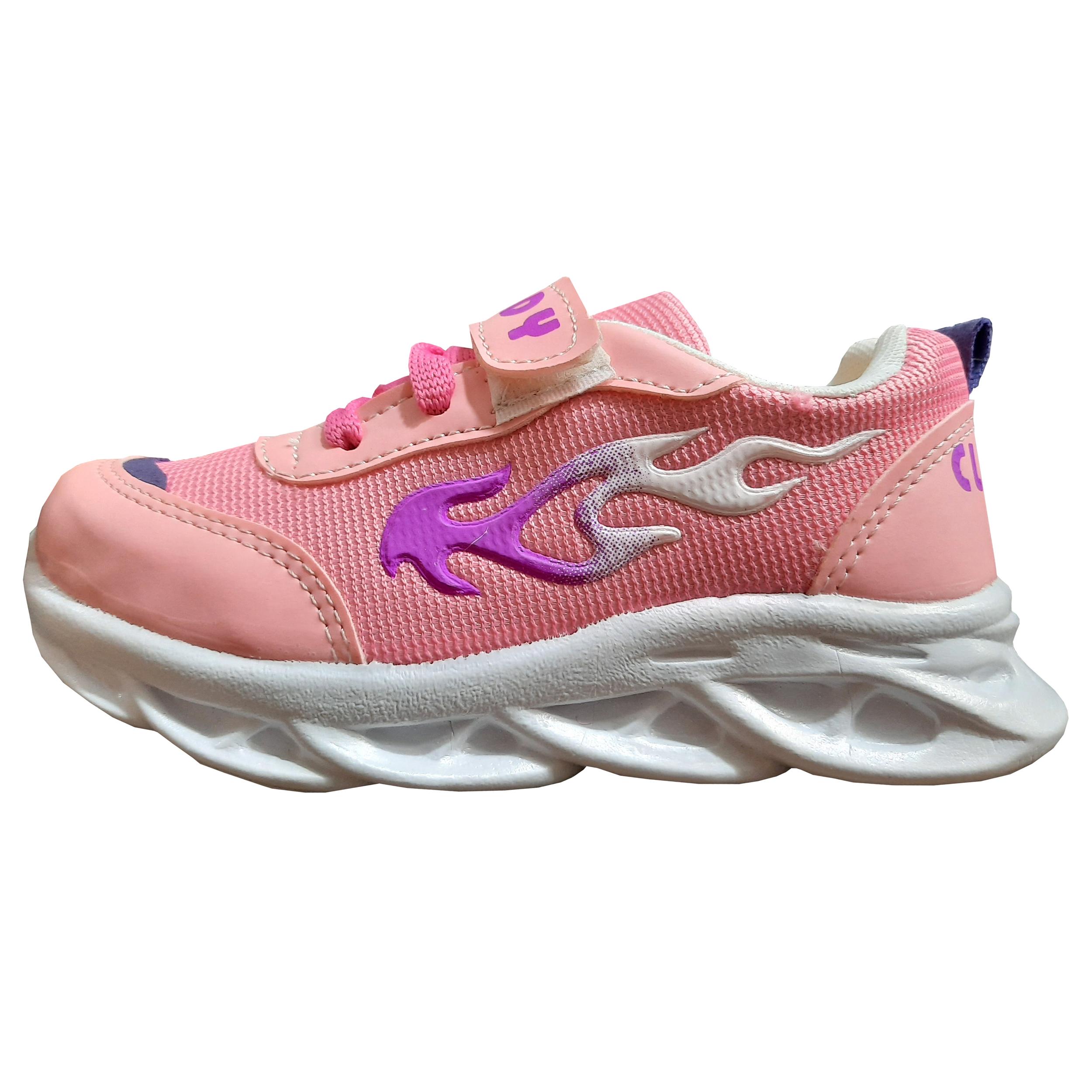 کفش پیاده روی دخترانه مدل MOM34