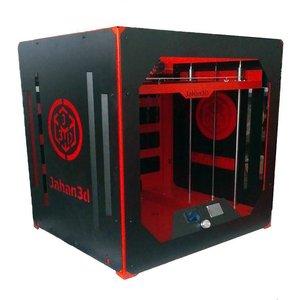 پرینتر سه بعدی جهان 3d مدل jp4