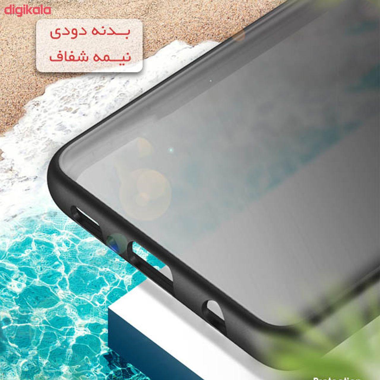کاور کینگ پاور مدل M22 مناسب برای گوشی موبایل شیائومی Redmi Note 8 Pro main 1 5