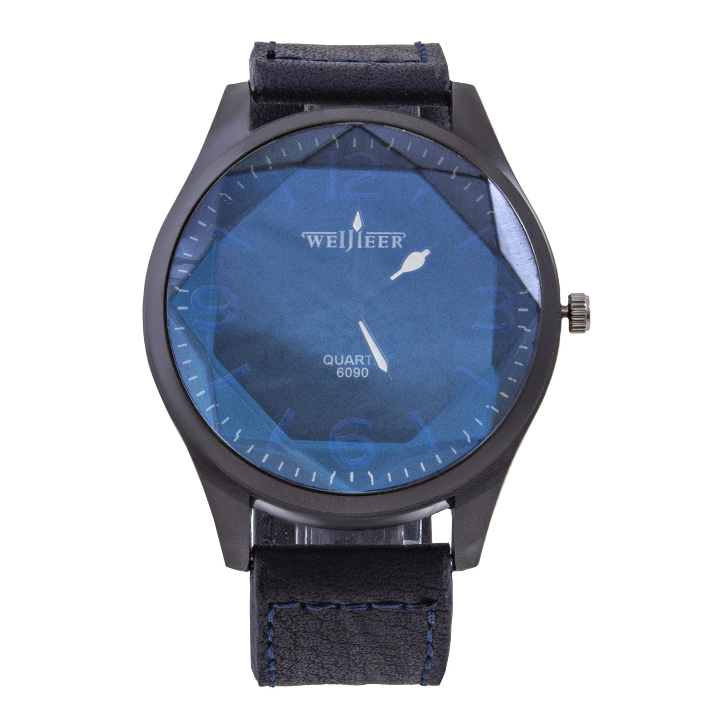قیمت                       ساعت مچی عقربه ای مردانه کد WHM_061