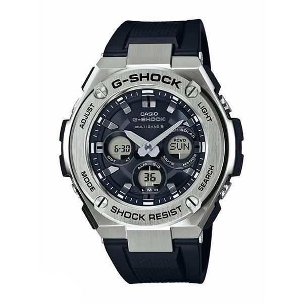 ساعت مچی عقربهای مردانه کاسیو مدل GST-S310-1ADR
