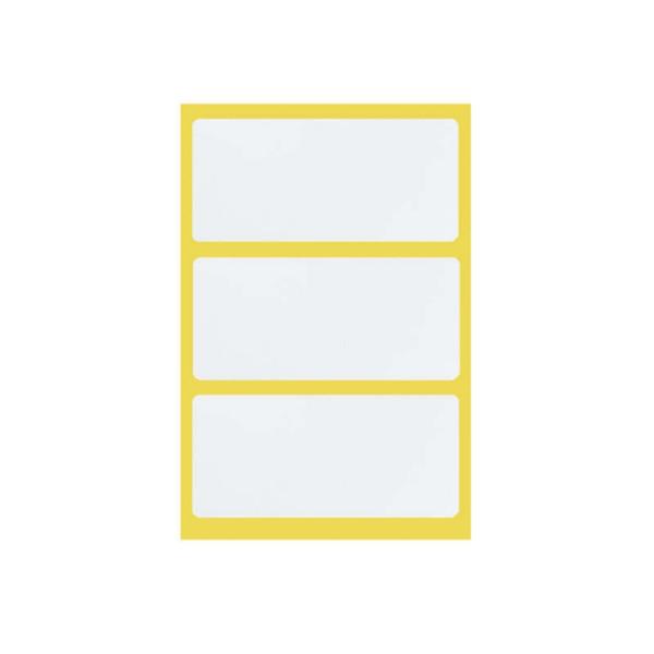 برچسب مدل کاغذ یادداشت چسب دار کد ۳