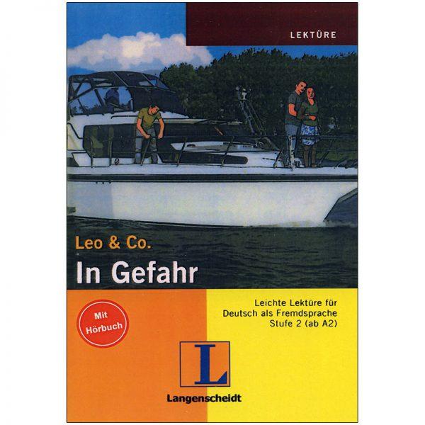 کتاب In Gefahr اثر Leo & Co انتشارات زبان مهر