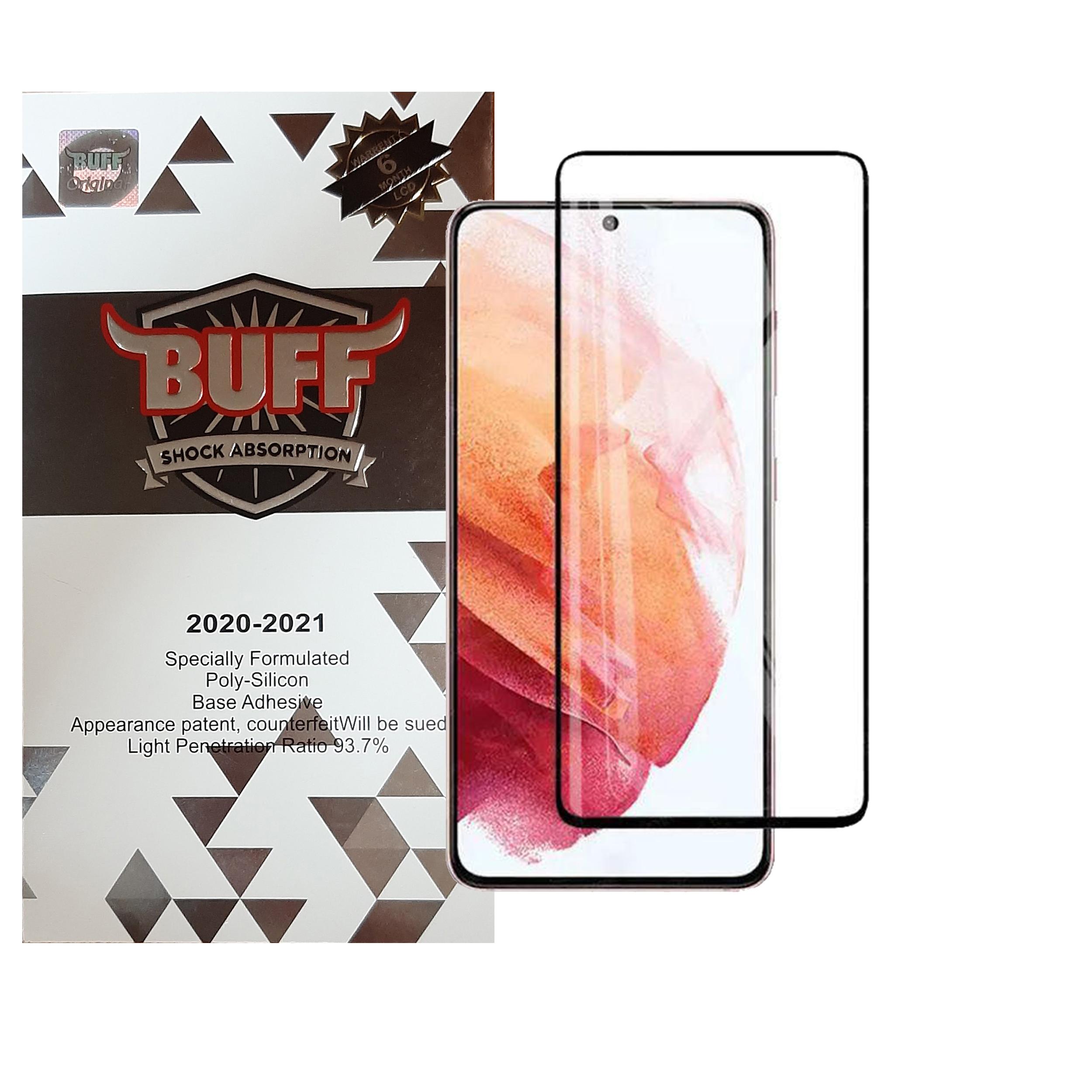 بررسی و {خرید با تخفیف} محافظ صفحه نمایش 5D بوف مدل F33 مناسب برای گوشی موبایل سامسونگ Galaxy S20 Plus اصل