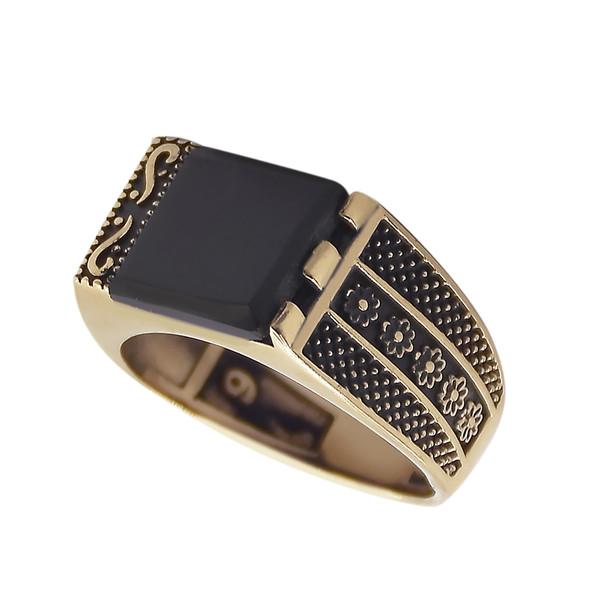 انگشتر مردانه مدل Ro0012
