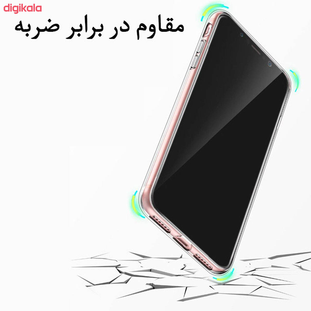 کاور مدل BLKN مناسب برای گوشی موبایل اپل iPhone XS Max main 1 7
