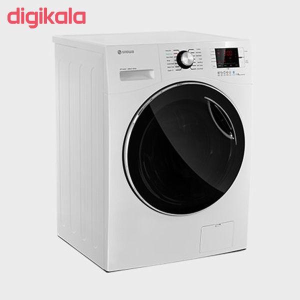 ماشین لباسشویی اسنوا مدل SWM-84506 ظرفیت 8 کیلوگرم main 1 3