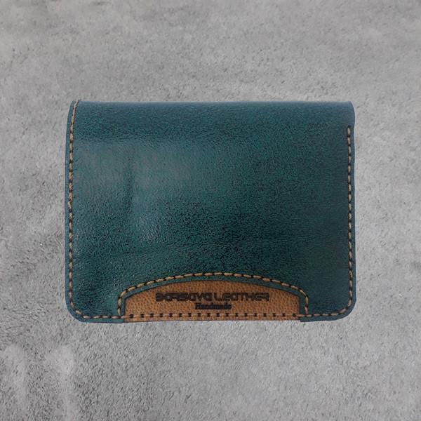 کیف پول چرم بارثاوا مدل 1510b