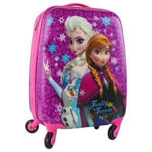 چمدان کودک مدل طرح السا انا کد 1