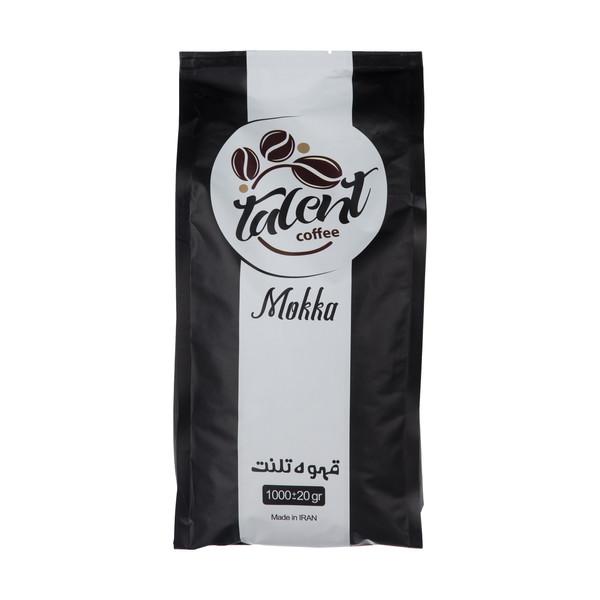 دانه قهوه ترکیبی لاین موکا تلنت - 1 کیلوگرم