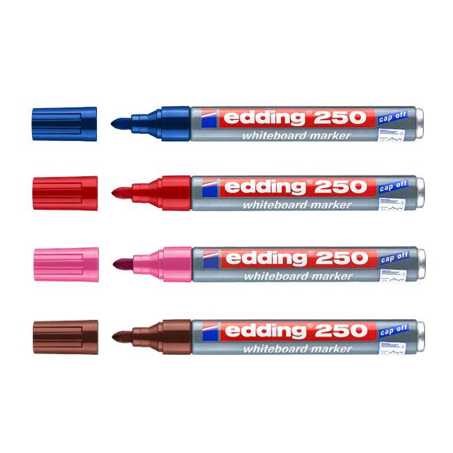 ماژیک وایت برد ادینگ مدل 250 بسته 4 عددی