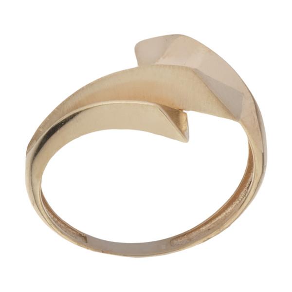 انگشتر طلا 18 عیار زنانه مایا ماهک مدل MR0466