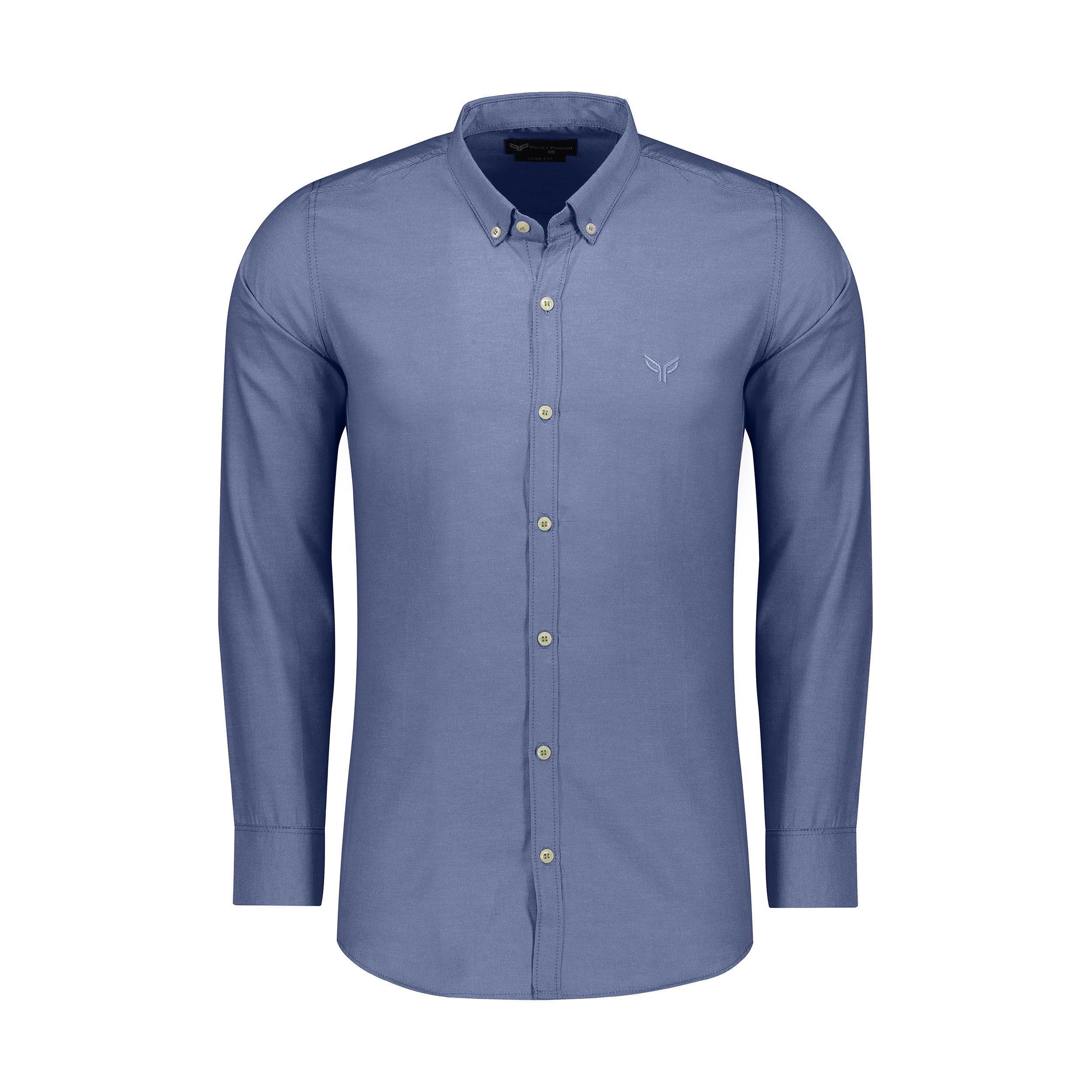 پیراهن مردانه پیکی پوش مدل M02343