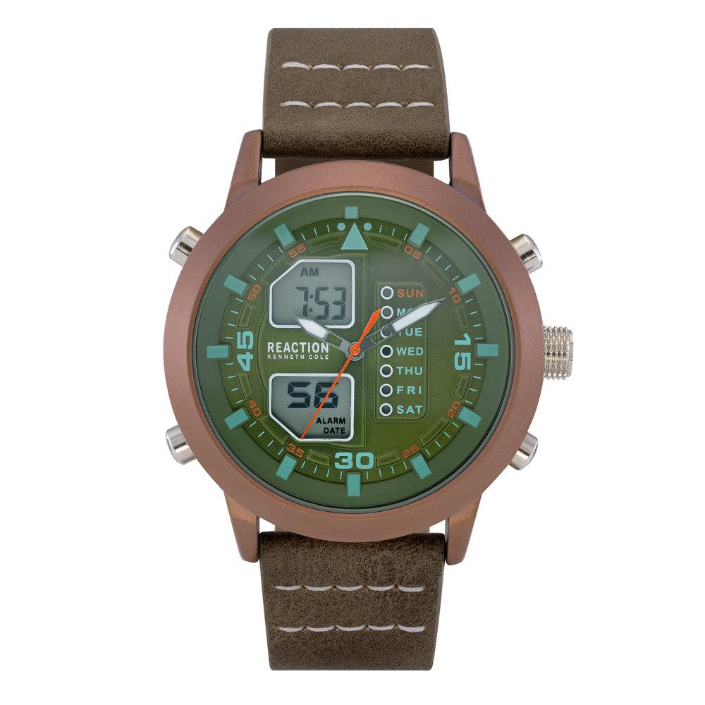 ساعت مچی عقربه ای مردانه ری اکشن کنت کول مدل RK50904003