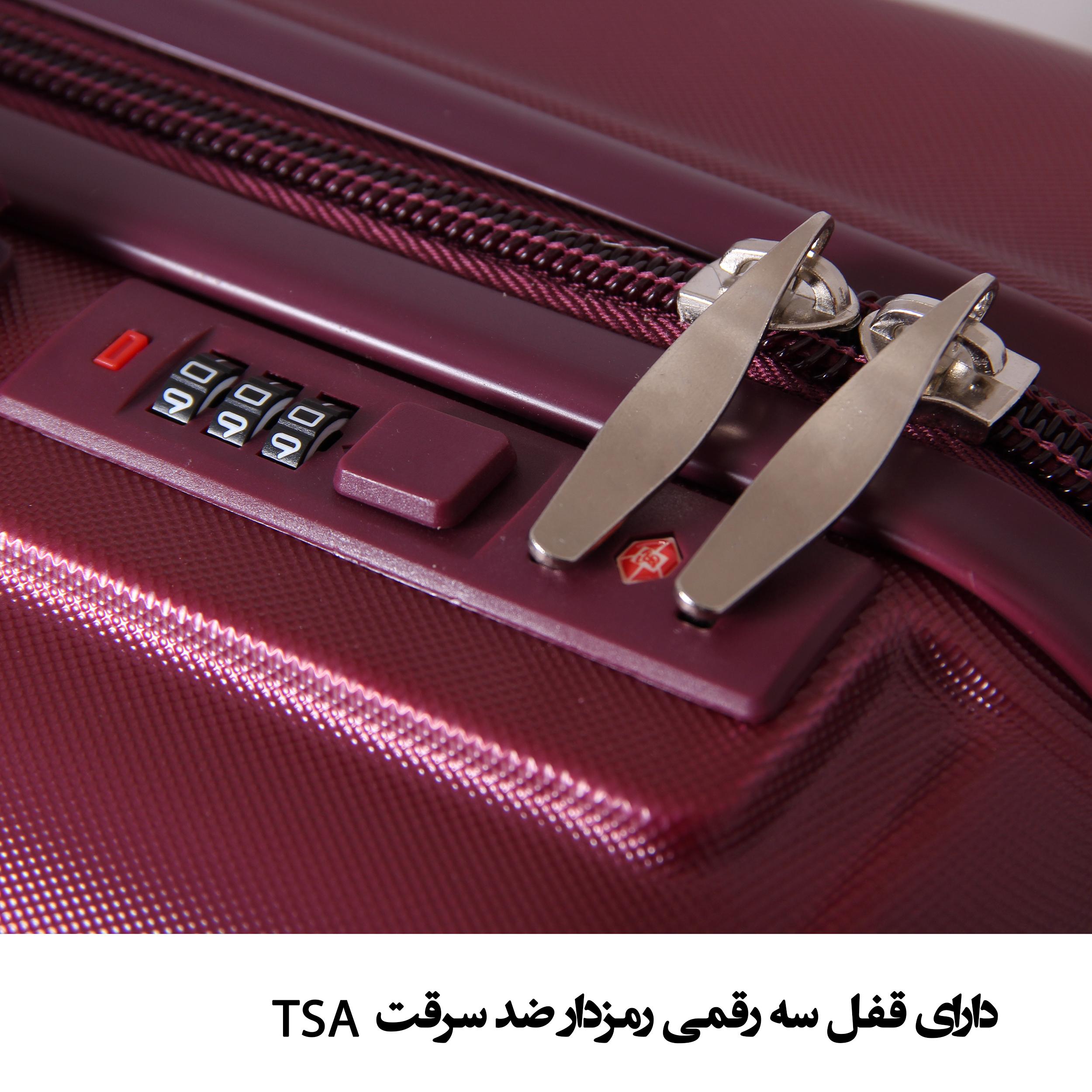 مجموعه چهار عددی چمدان مدل 319363 thumb 22