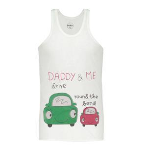 تاپ بچگانه تروسکان مدل Daddy