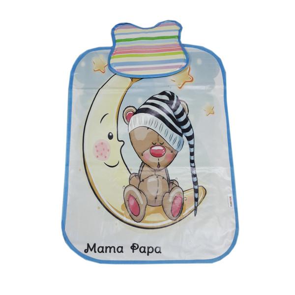 تشک تعویض نوزاد ماما پاپا مدل خرس و خوابالو