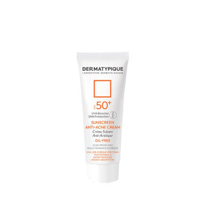 کرم ضد آفتاب درماتیپیک مدل Anti -acne حجم 40 میلی لیتر