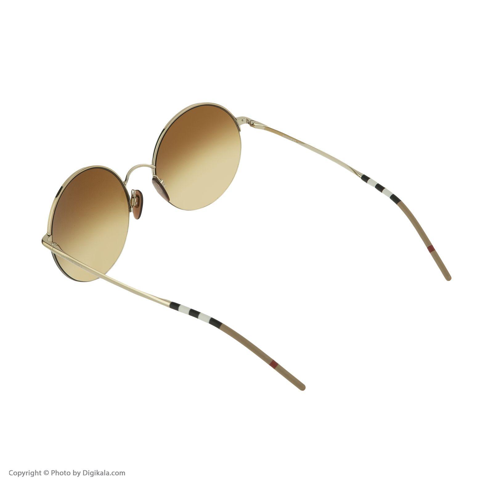 عینک آفتابی زنانه بربری مدل BE 3101S 11452L 54 -  - 5