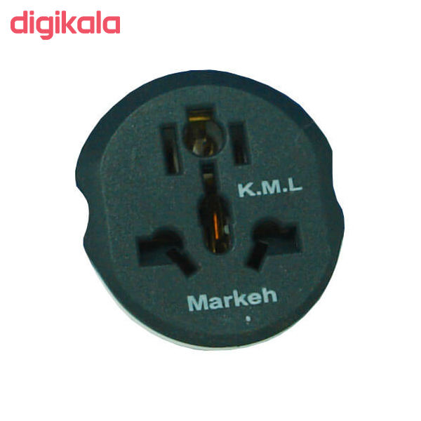 مبدل برق 3 به 2 مارکه مدل KT168 بسته 2 عددی main 1 2