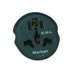 مبدل برق 3 به 2 مارکه مدل KT168 thumb