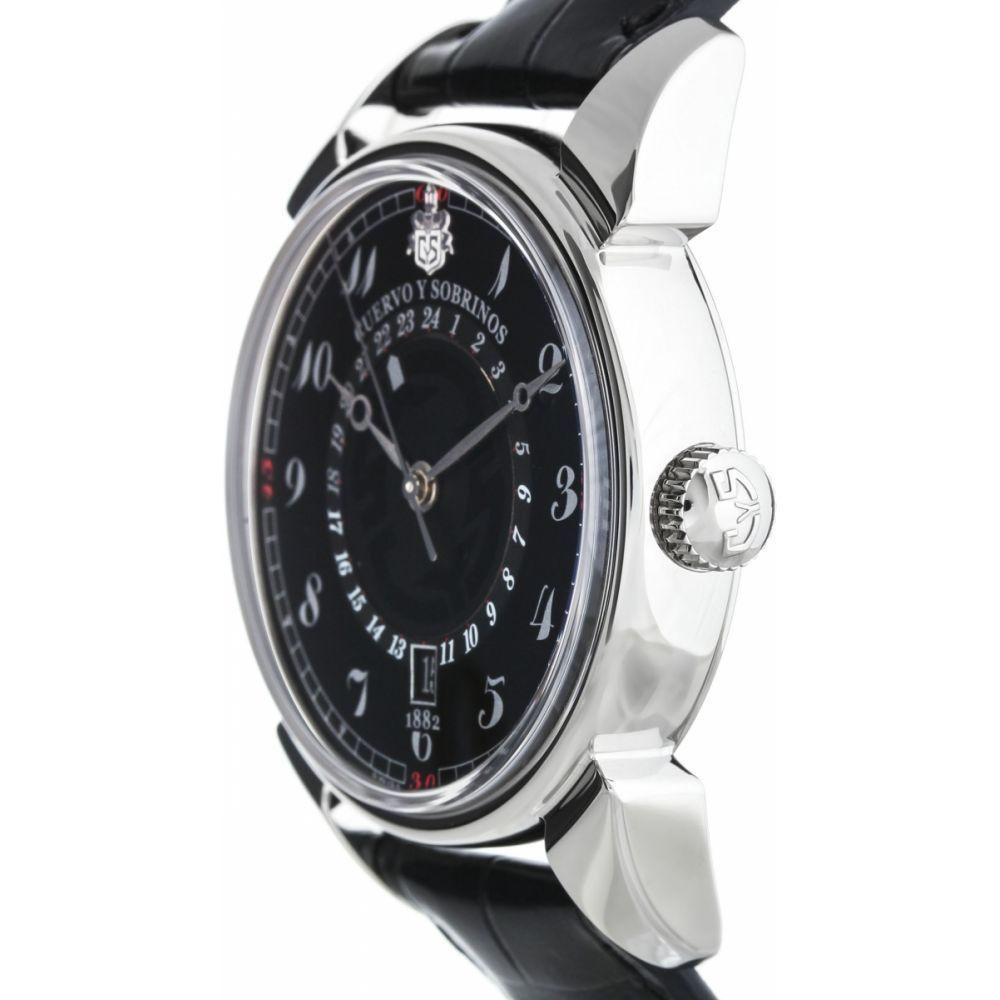 ساعت مچی عقربه ای مردانه کوئروی سابرینوس مدل 3196.1N -  - 5