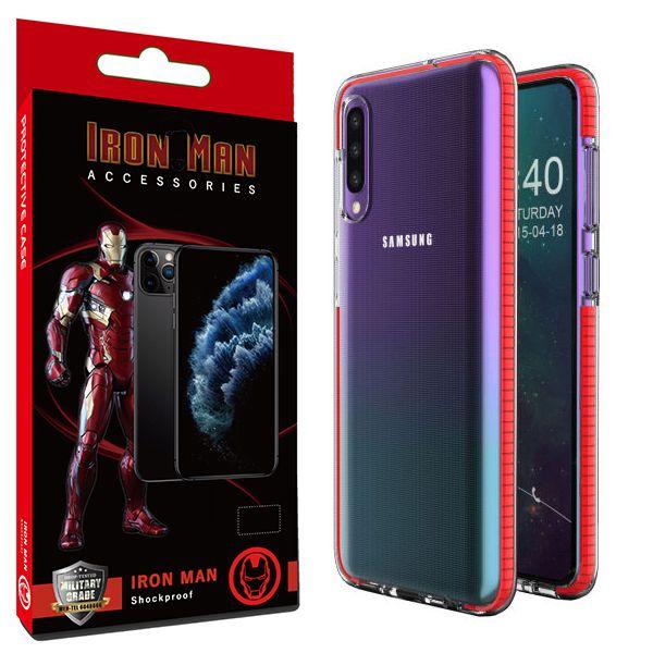 کاور آیرون من مدل Stark مناسب برای گوشی موبایل سامسونگ Galaxy A50s/A30s/A50