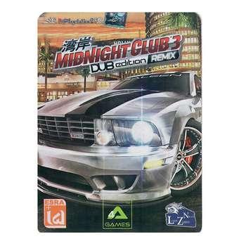 بازی MIDNIGHTCLUB 3 مخصوص PS2