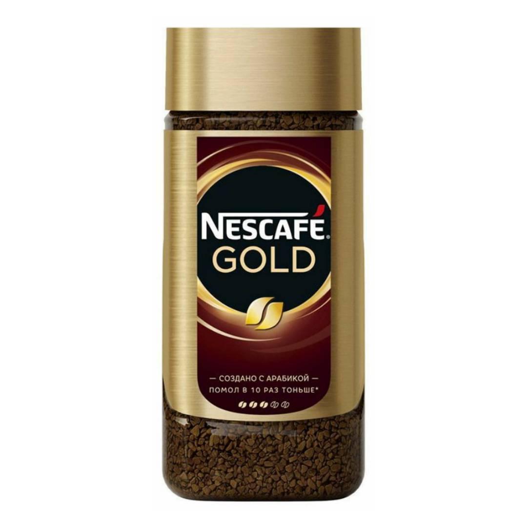 قهوه فوری گلد نسکافه - 190 گرم