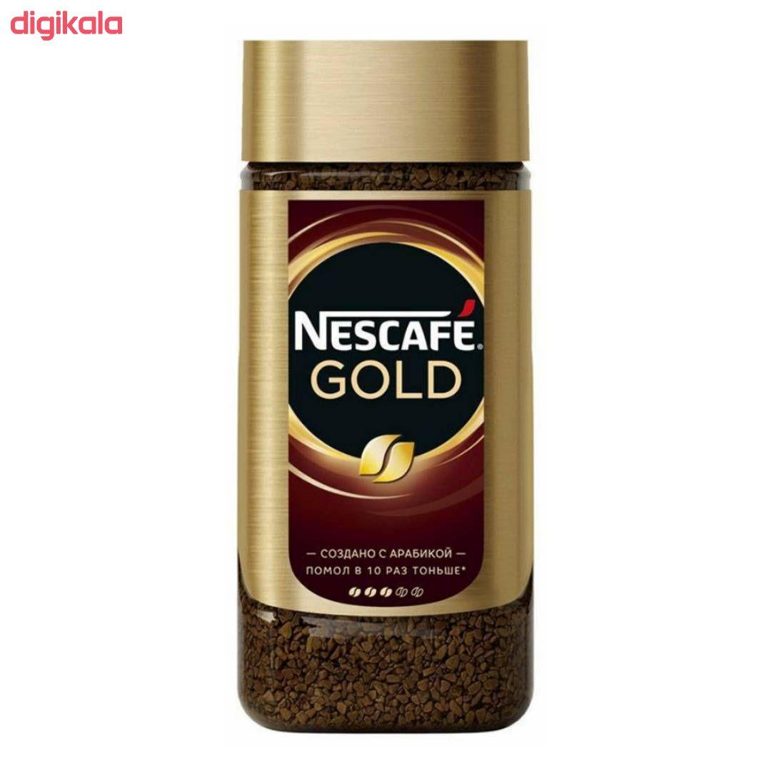 قهوه فوری گلد نسکافه - 190 گرم main 1 1