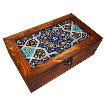 جعبه هدیه چوبی مدل  BG30