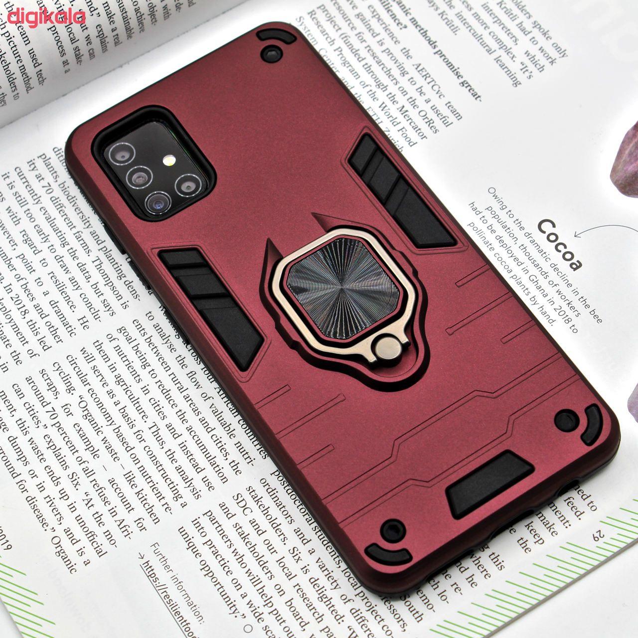 کاور کینگ پاور مدل ASH22 مناسب برای گوشی موبایل سامسونگ Galaxy A31 main 1 7
