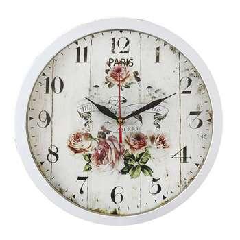 ساعت دیواری مدل پاپیون کد 07035