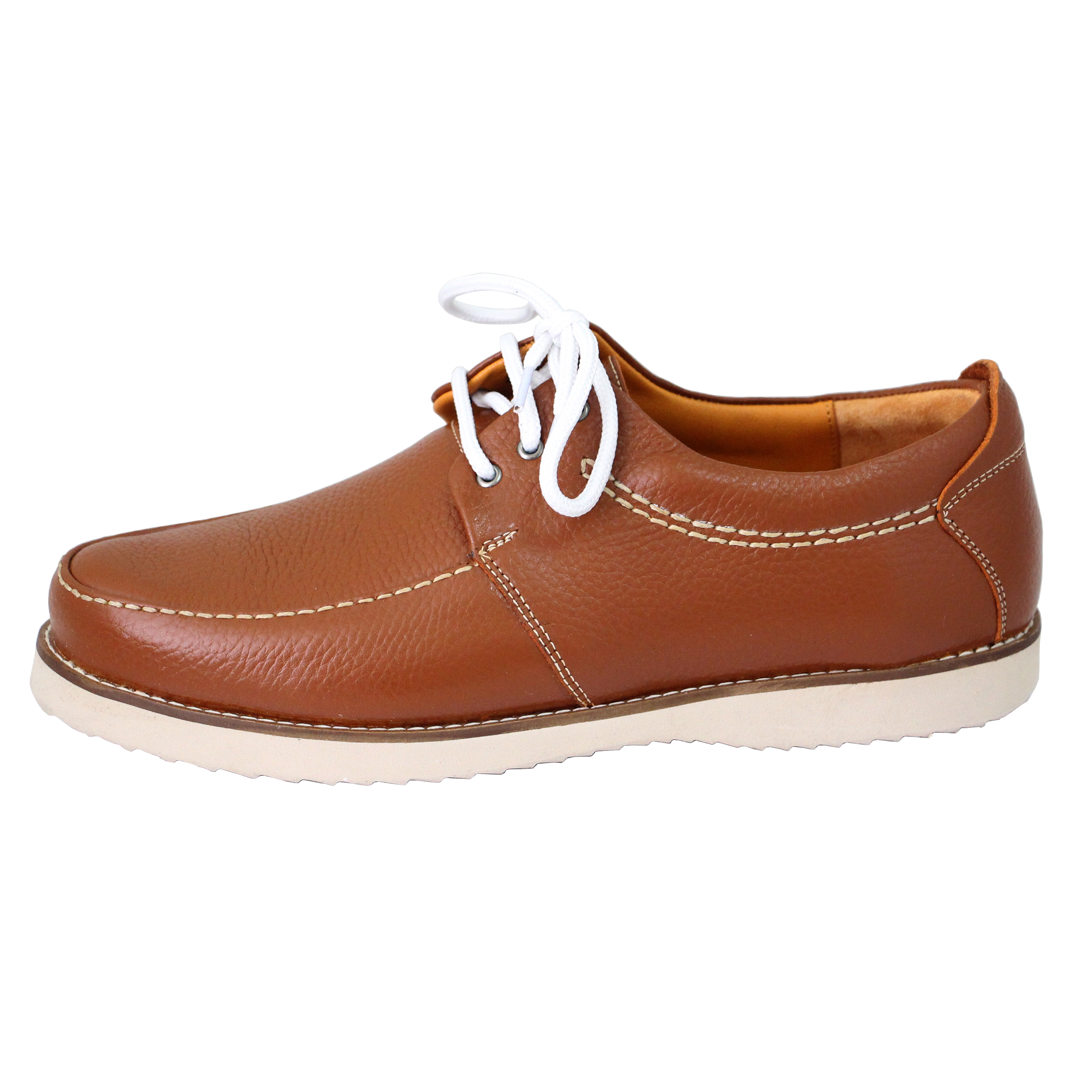 ADINCHARM leather men's casual shoes, DK101.as Model