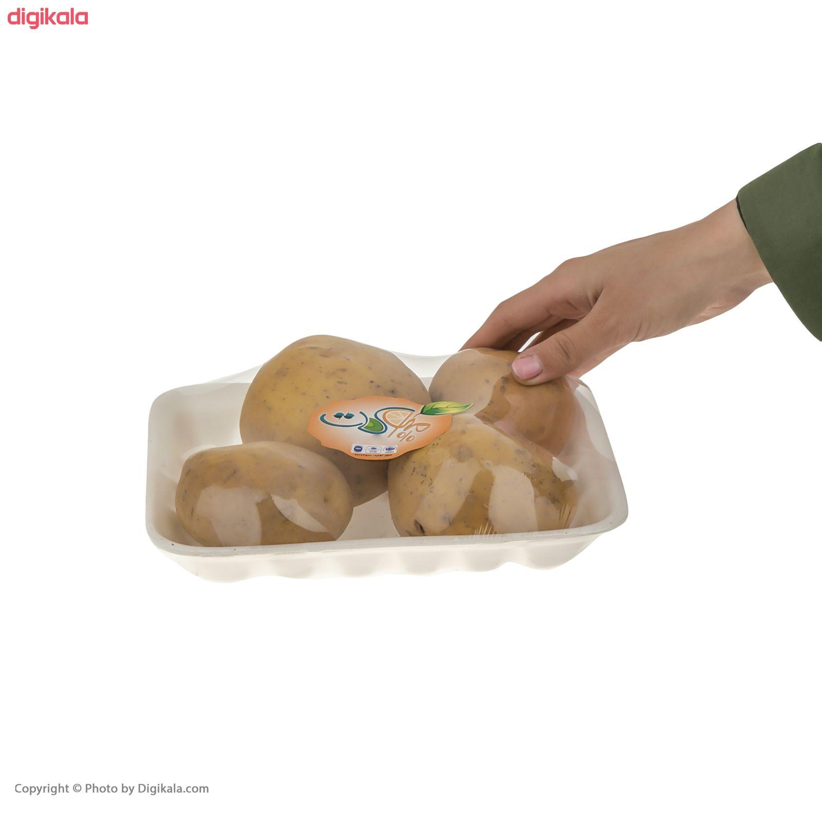سیب زمینی میوکات - 1 کیلوگرم main 1 4
