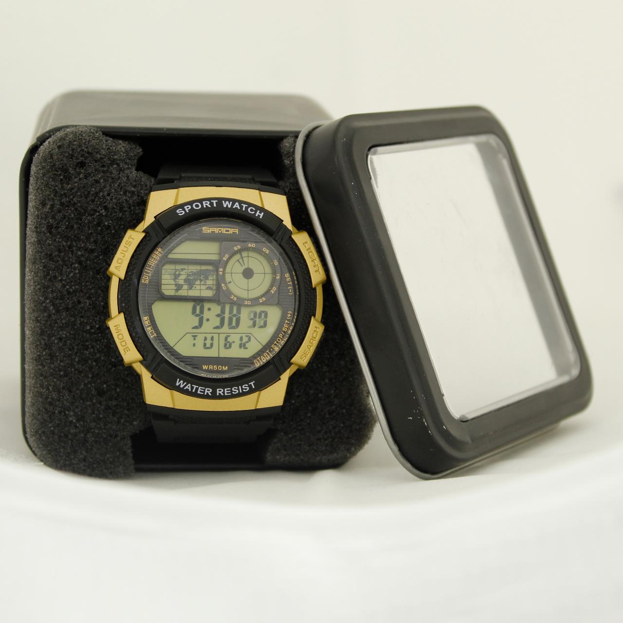 ساعت مچی دیجیتال مردانه ساندا مدل 1245             قیمت