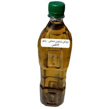 روغن زیتون محلی بابو کاظمی-980 گرم