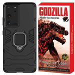کاور گودزیلا مدل CG-BAT مناسب برای گوشی موبایل سامسونگ Galaxy S21 Ultra 5G