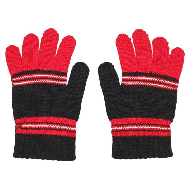دستکش بچگانه مدل R01 رنگ قرمز
