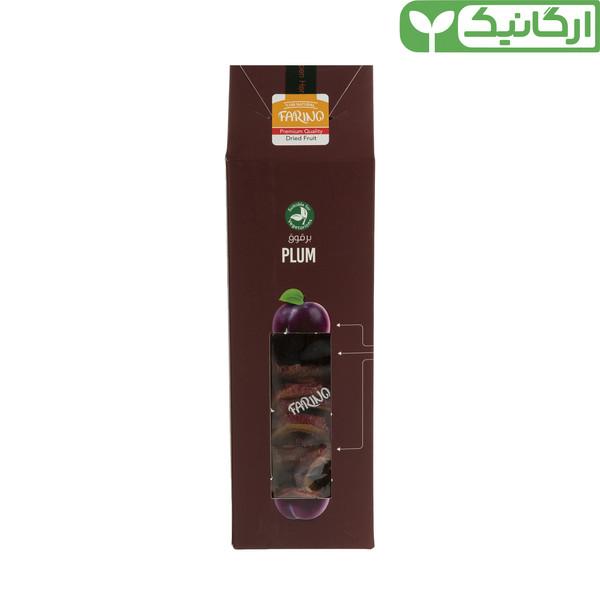 آلو خشک ارگانیک فرینو -  100 گرم