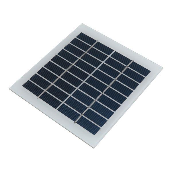 پنل خورشیدی مدل 9V ظرفیت 2 وات