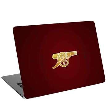 استیکر لپ تاپ طرح arsenal کد cl-51 مناسب برای لپ تاپ 15.6 اینچ