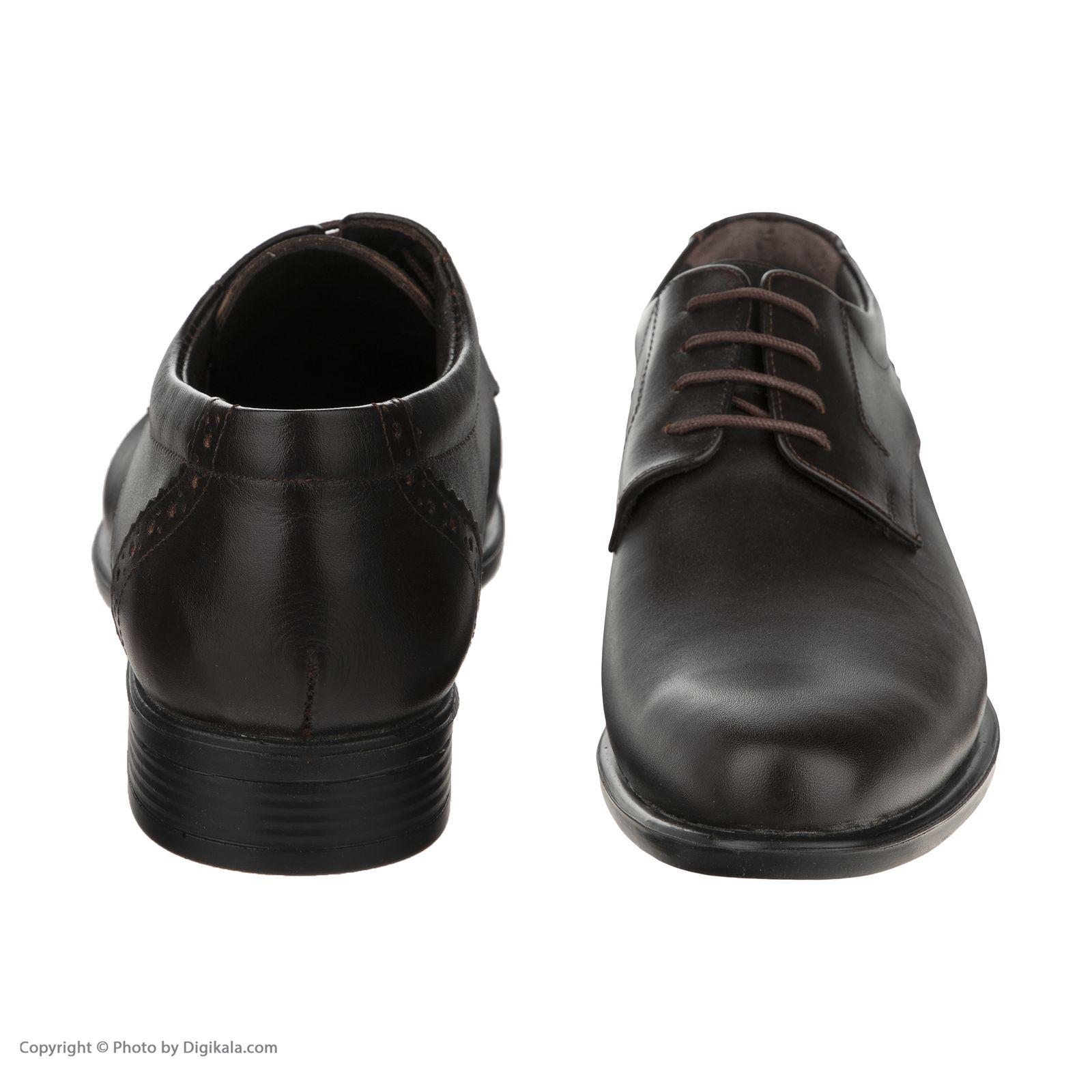 کفش مردانه بلوط مدل 7297A503104 -  - 5